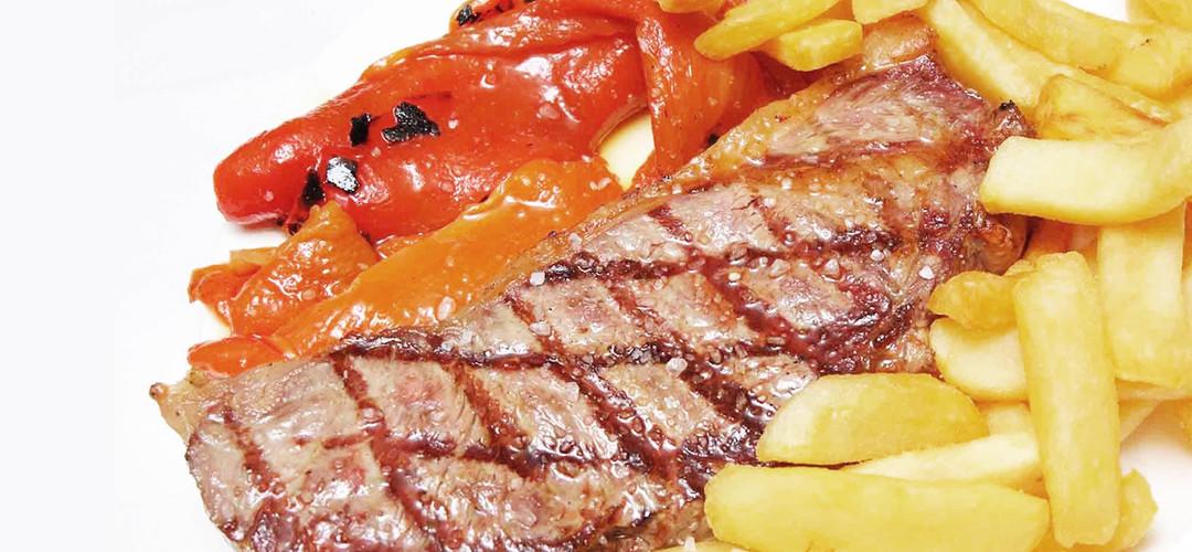 Especialistas en carnes a la brasa